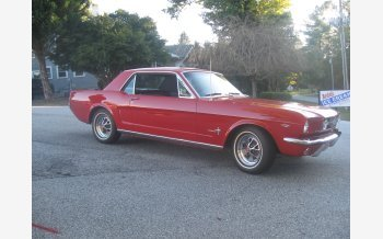 1965 Ford Mustang Coupe for sale 101236601