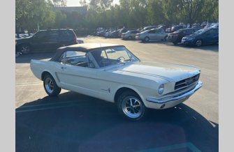 1965 Ford Mustang Convertible for sale 101267464