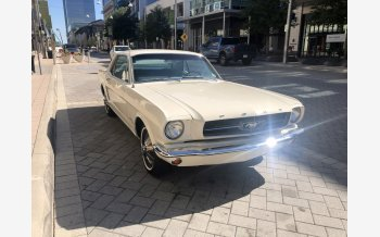 1965 Ford Mustang Coupe for sale 101332230