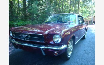 1965 Ford Mustang Coupe for sale 101364873