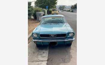 1965 Ford Mustang Coupe for sale 101461967