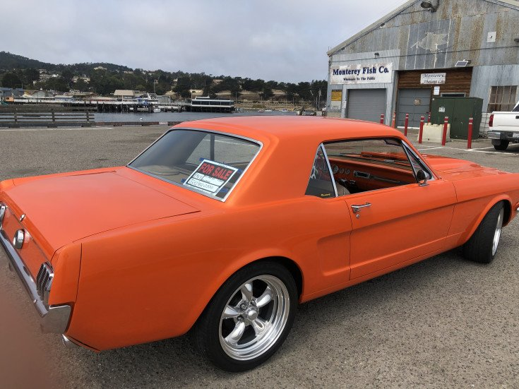 1965 Ford Mustang Coupe for sale 101576573