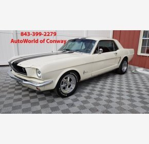 1965 Ford Mustang for sale 101104498