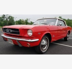 1965 Ford Mustang Convertible for sale 101130907
