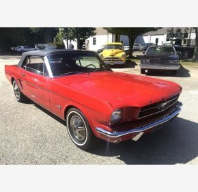 1965 Ford Mustang for sale 101210201
