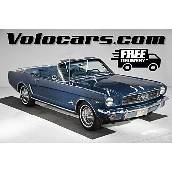 1965 Ford Mustang for sale 101214096