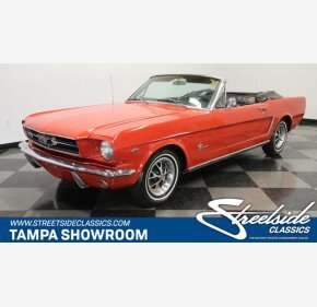 1965 Ford Mustang Convertible for sale 101385998