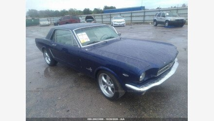 1965 Ford Mustang for sale 101409265