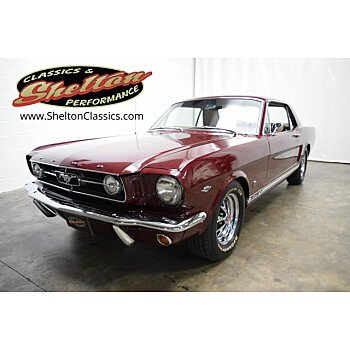 1965 Ford Mustang for sale 101438992
