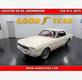 1965 Ford Mustang Convertible for sale 101458563