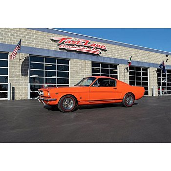 1965 Ford Mustang GT for sale 101471296
