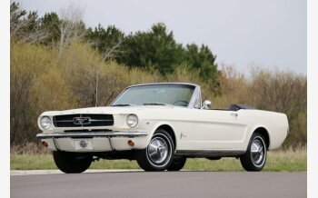 1965 Ford Mustang Convertible for sale 101496584