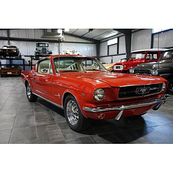1965 Ford Mustang Fastback for sale 101506125