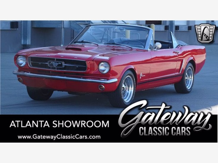 1965 Ford Mustang for sale 101535266