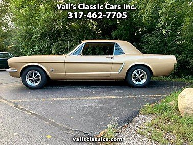 1965 Ford Mustang for sale 101595466