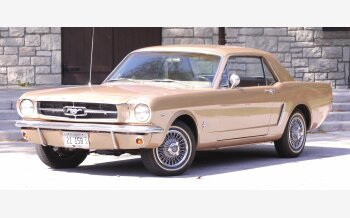 1965 Ford Mustang Coupe for sale 101622692