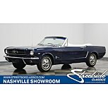 1965 Ford Mustang Convertible for sale 101627144