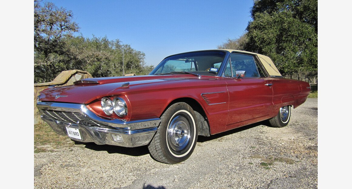 1965 Ford Thunderbird for sale 100741239