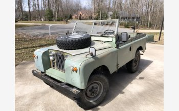 1965 Land Rover Series II for sale 101191294