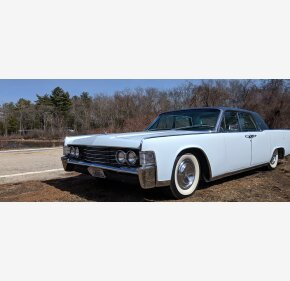 1965 Lincoln Continental for sale 101087853