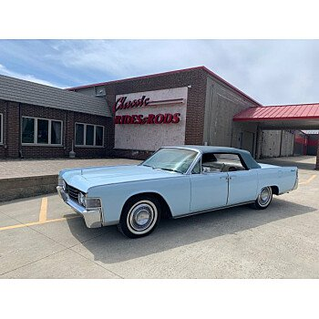 1965 Lincoln Continental for sale 101323702