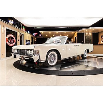 1965 Lincoln Continental for sale 101329815