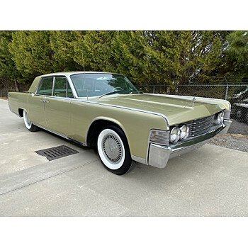 1965 Lincoln Continental for sale 101448757