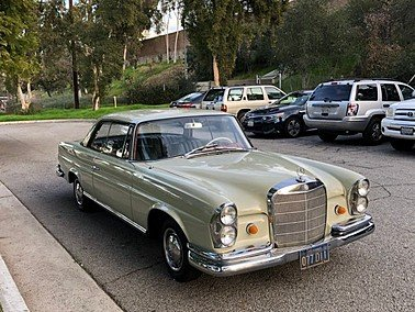 1965 Mercedes-Benz 220SEB for sale 101322658
