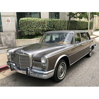 1965 Mercedes-Benz 600 for sale 101186308