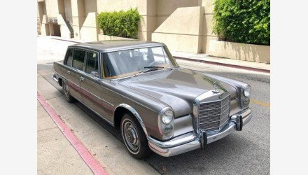 1965 Mercedes-Benz 600 for sale 101198496