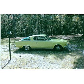 1965 Plymouth Barracuda for sale 100828051