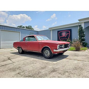 1965 Plymouth Barracuda for sale 101565050