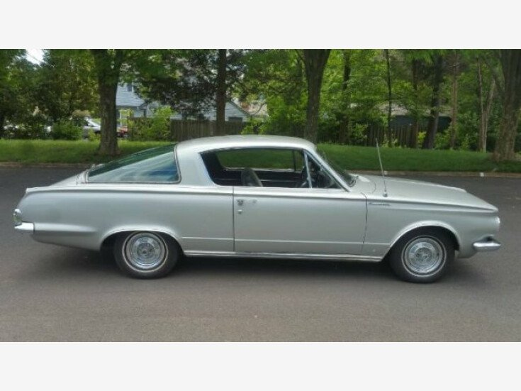 1965 Plymouth Barracuda for sale 101129467