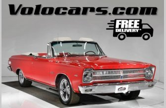 1965 Plymouth Satellite for sale 101301307