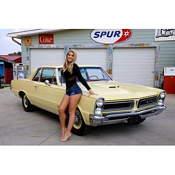 1965 Pontiac GTO for sale 101074529