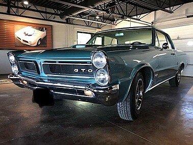 1965 Pontiac GTO for sale 101347808