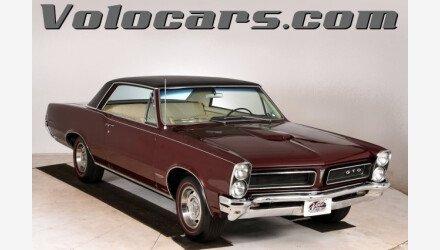 1965 Pontiac GTO for sale 101044623