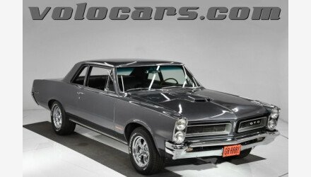 1965 Pontiac GTO for sale 101218563