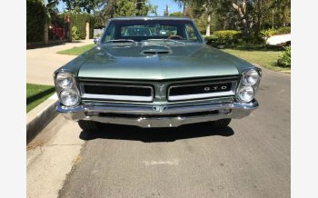 1965 Pontiac GTO for sale 101226243