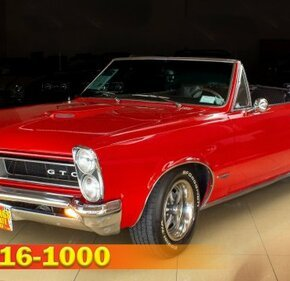 1965 Pontiac GTO for sale 101236210