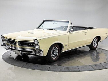 1965 Pontiac GTO for sale 101384897