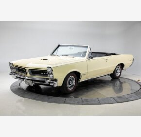 1965 Pontiac GTO for sale 101462784