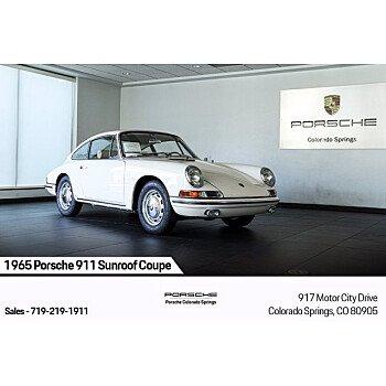 1965 Porsche 911 for sale 101532010