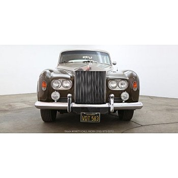 1965 Rolls-Royce Silver Cloud for sale 100982192