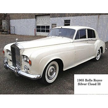 1965 Rolls-Royce Silver Cloud for sale 101185676