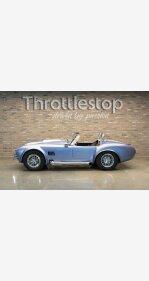1965 Shelby Cobra-Replica for sale 101063999