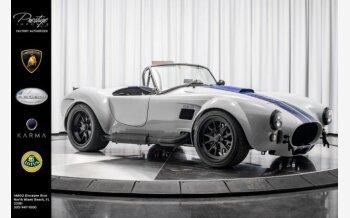 1965 Shelby Cobra-Replica Classics for Sale - Classics on