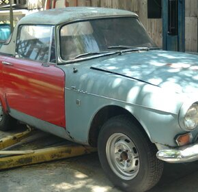 1965 Sunbeam Tiger for sale 101428789
