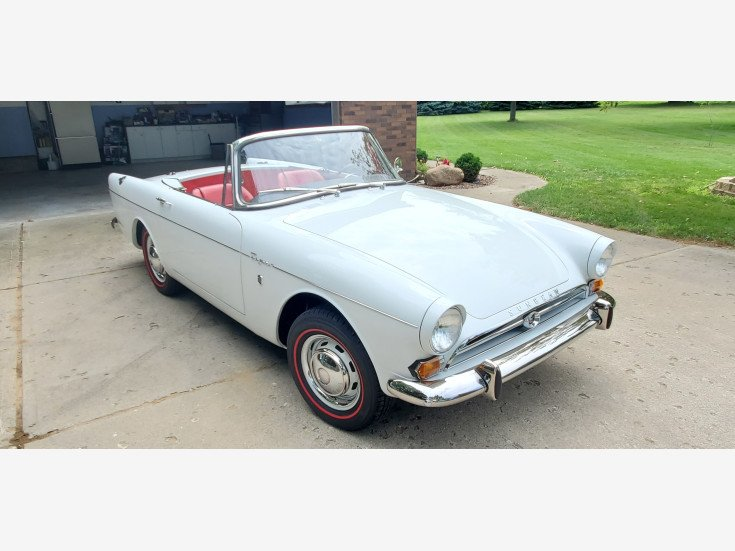1965 Sunbeam Tiger for sale 101558873
