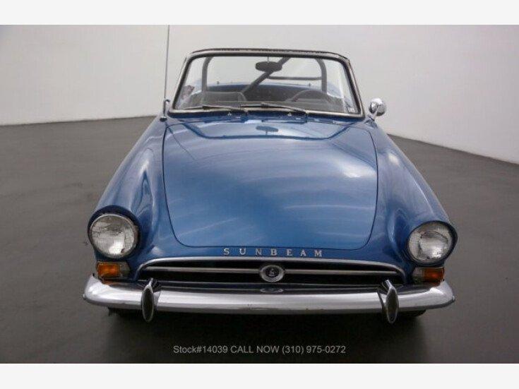 1965 Sunbeam Tiger for sale 101560516